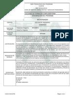 Diseno_curricular de Microfinanzas