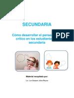 SECUNDARIA B - SEPARATA Actividades y recursos para desarrollar el pensamiento crítico en el aula..pdf