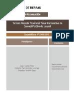 Tercera Fiscalía Provincial Penal Corporativa de Coronel Portillo de Ucayali