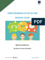 INGLES Learning Styles Separata