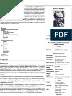 Ernesto Sabato - Wikipedia, La Enciclopedia Libre