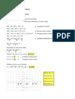 Preguntas Dinamizadoras Unidad Uno Cálculo diferencial e integral Asturias