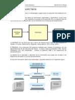 ALGORITMOS FUNCIONES DE PROGRAMACIÓN