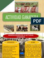 Act. Ganadera