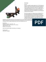 Amplificador TDA2030 Geek