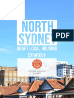 Draft North Sydney Local Housing Strategy - (Public Exhibition)