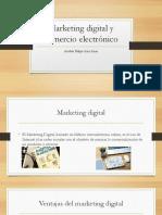 Marketing Digital y Comercio Electrónico m