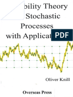 Probability Theory and Stochastic Processes with Applications