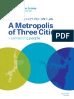 Greater Sydney Regional Plan 0618