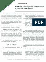 Posibilidad imposibilidad contigencia y necesidad de la filosofía a la ciencia.pdf