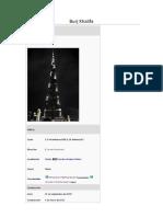 376930365 Trabajo Burj Khalifa