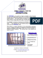Assembly Manual Tridi
