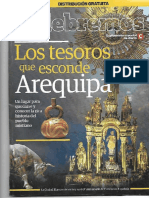 Revista por aniversario de Arequipa 2019