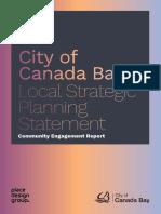 Community Engagement Report Final