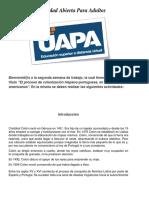 Historia de América Latina y El Caribe. Tarea 1 .docx