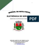 Manual Nota Fiscal Eletronica