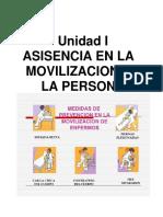 Manual de Asistencia en Las Actividades de Movilización Alimentacion e Inmovilizacion