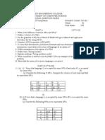 Theory of Computation-CS1303