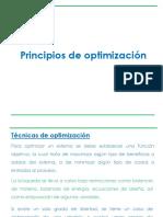 optimización