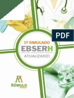Simulado Ebserh