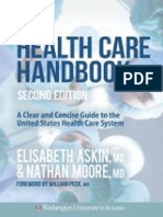 The Health Care Handbook_ a Clear and Concise Guide to the United States Health Care System, 2nd Edition