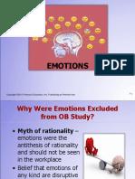 OB Emotions