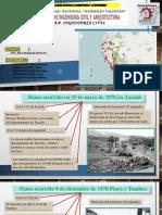 Exposiscion Registro de Sismos en El Peru