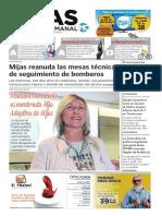 Mijas Semanal Nº 658 Del 27 de septiembre al 3 de octubre de 2019