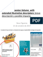 """Companion Volume"" - description and impact"