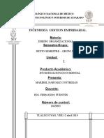 Investigacion Las Caracteristicas Organización Inteligente (Recuperado Automáticamente)
