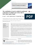 jurnal internasional gravity