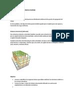 Sistema Reticular y Modular