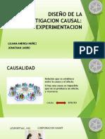 DISEÑO DE LA INVESTIGACION CAUSAL.pptx