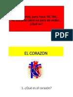 Ppt El Corazon