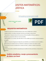 REQUISITOS MATEMÁTICOS