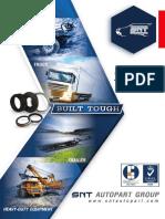 SNT Autopart Oil Seal Catalog for JCB