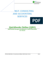 17_PTP004 QBO USER MANUAL - Processing Receipts and Billing for CAPEX Purch.pdf