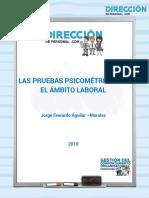 LAS PRUEBAS PSICOMETRICAS EN EL ÁMBITO LABORAL