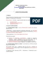 Direito Constitucional - Marcelo Novelino aulas