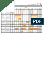 Cronograma Plataforma Moodle 2019