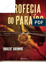 A Profecia Do Paraiso - Robert Browne