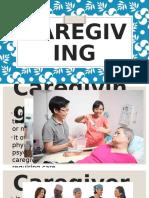 Caregiving Intro