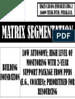Matrix Segmentation.pptx