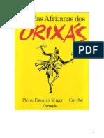 Lendas Africanas dos Orixás