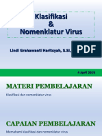3 Viro_Klasifikasi & nomenklatur virus.pptx