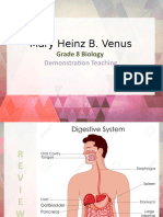 PREVENTION, DETECTION, AND TREATMENT OF DISEASES OF THE DIGESTIVE SYSTEM