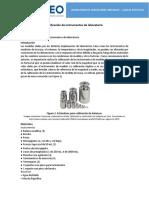 Guía Práctica 1 - Calibración de Instrumentos de Laboratorio