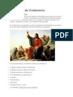 Significado de Cristianismo
