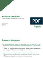 Protección de motores Schneider Electric