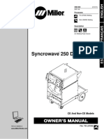 Syncrowave 250 Dx
